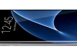 Galaxy S7 Edge Silver