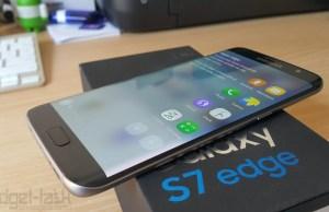 Despachetare Galaxy S7 Edge si prezentarea generala