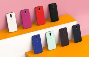 Moto G 4, Moto G Plus si Moto G Play anuntate de Lenovo