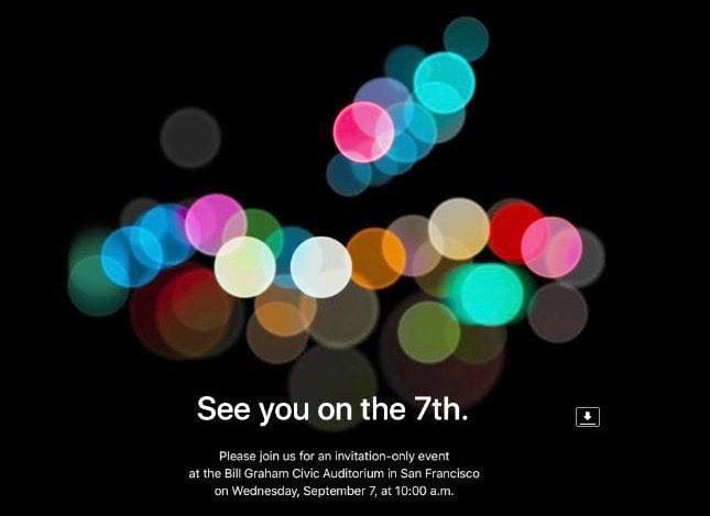 La ce sa ne asteptam de la evenimentul Apple din 7 septembrie