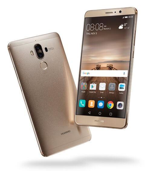 Huawei lanseaza Mate 9