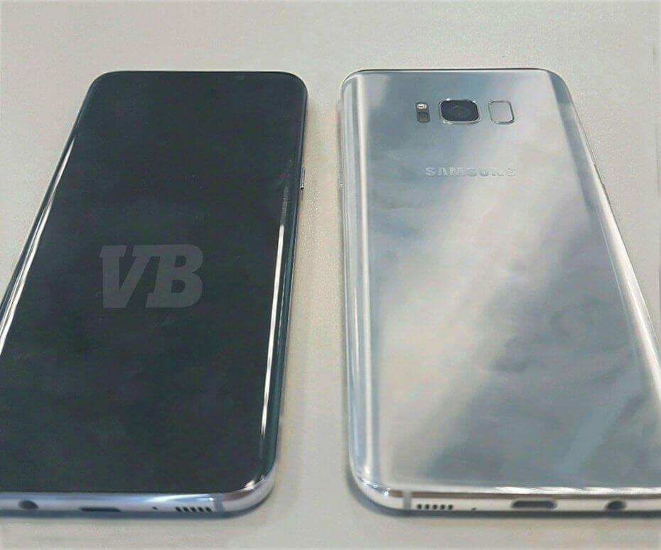 specificatiile telefonului Galaxy S8