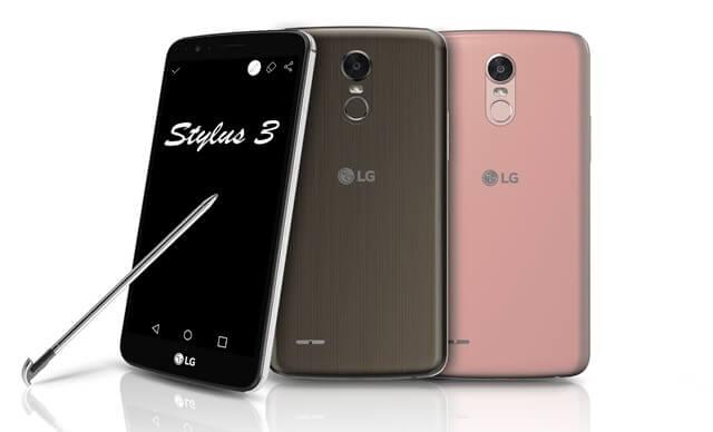 LG Stylus 3 si Stylus Plus