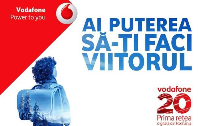 Vodafone ofera net nelimitat gratuit de Dragobete