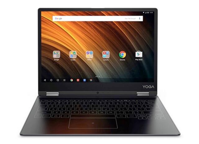 Lenovo anunta Yoga A12