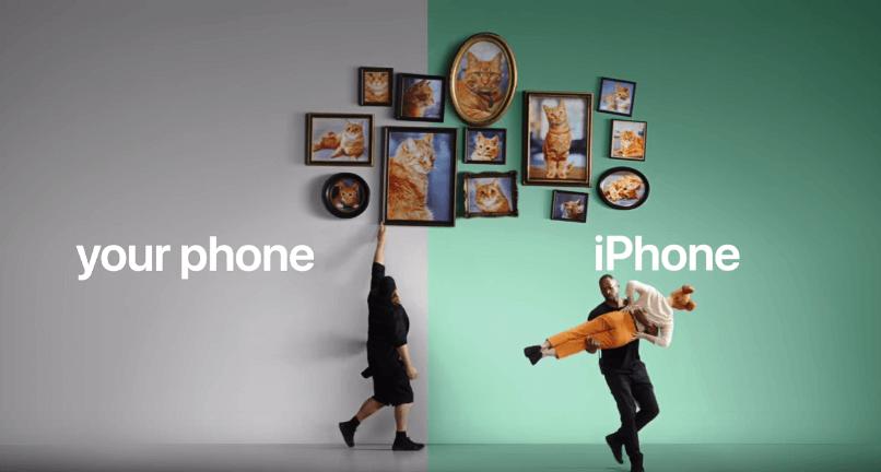 Noile reclame tv lansate de Apple