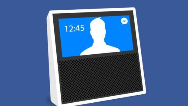 Facebook ar putea lansa un terminal de videochat