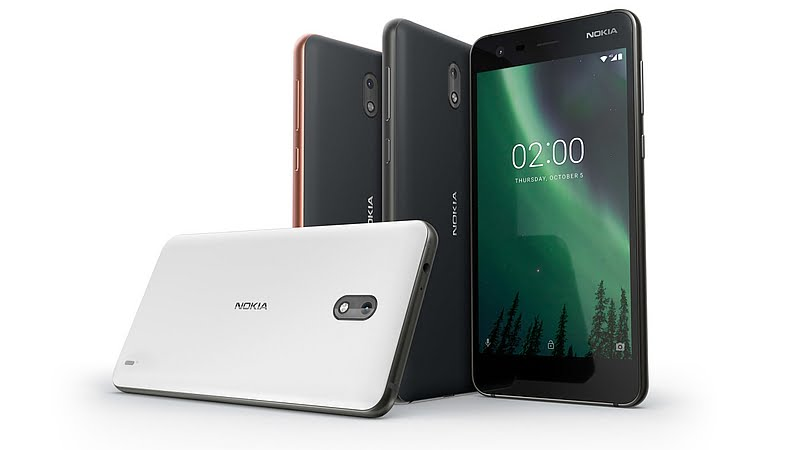 HMD Global anunta Nokia 2