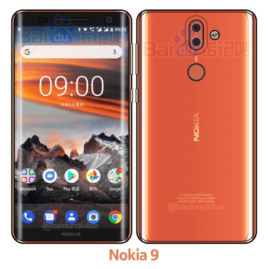 Telefonul Nokia 9