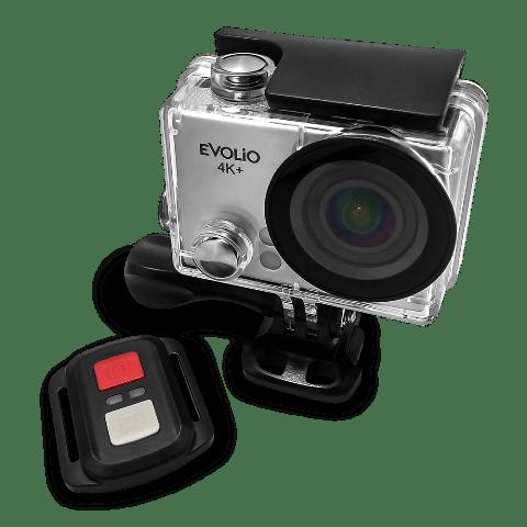 Evolio lanseaza action cam iSmart 4K Plus