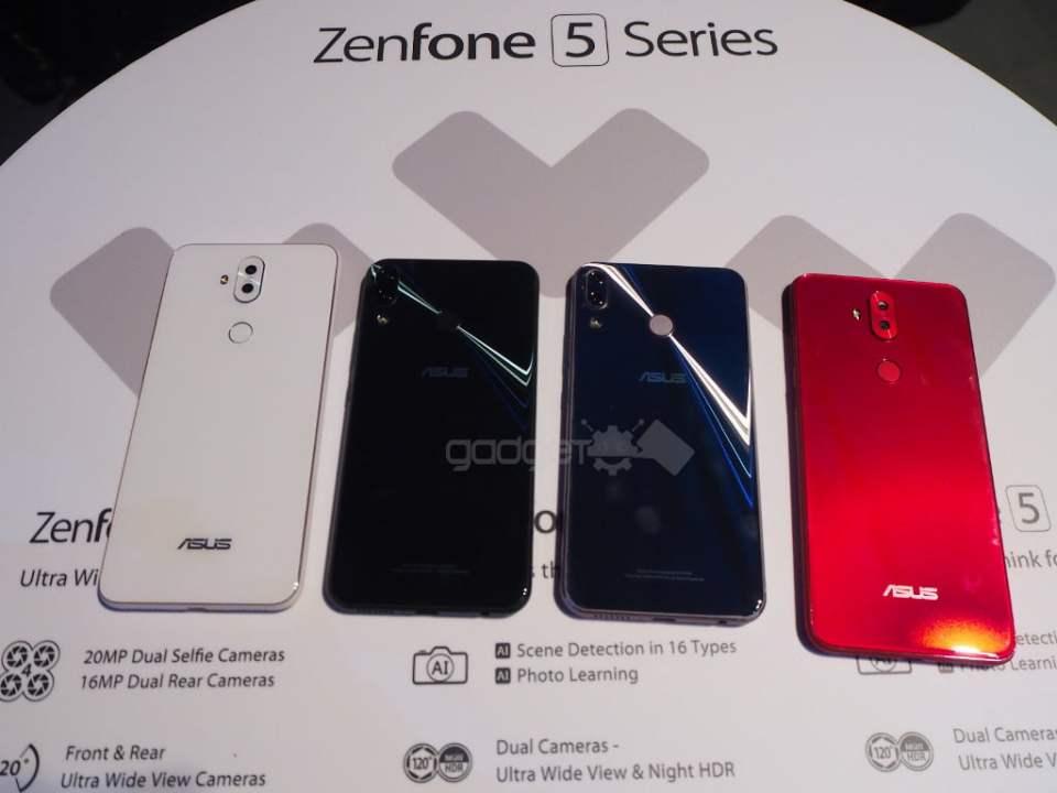 Asus lanseaza telefoanele ZenFone 5