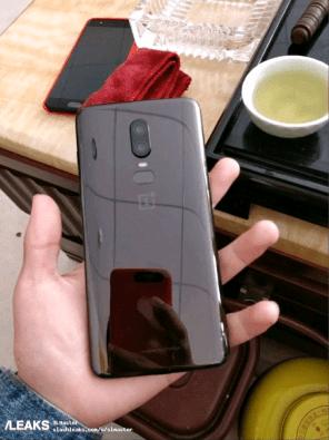 Telefonul OnePlus 6