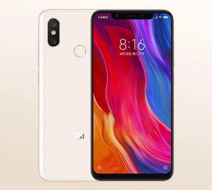 Xiaomi lanseaza telefonul Mi 8