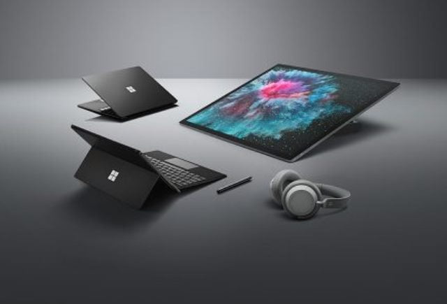 Surface Laptop 2 si Surface Pro 6