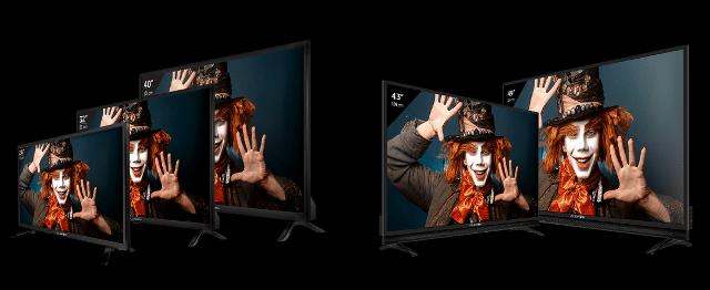 Televizoarele Allview LED