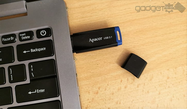 Apacer AH359 Review