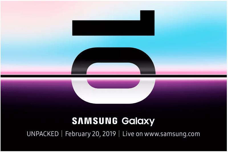 telefoanele Galaxy S10