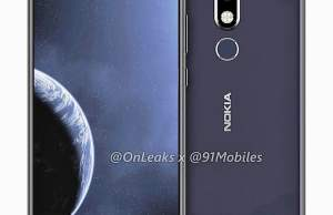Nokia 8.1 Plus