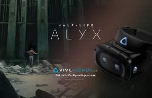 Vive Cosmos Elite_Half-Life Alyx