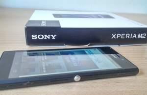 Despachetare Sony Xperia M2