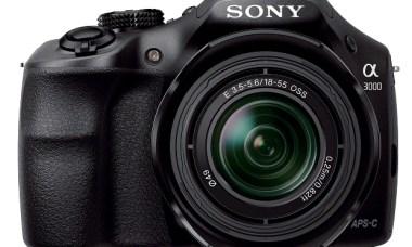 Sony Alhpa A3000
