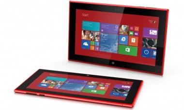 Nokia Lumia 2520 Windows RT tablet