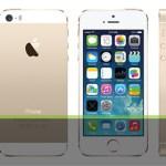 iPhone5sのゴールド買って来たったwwww