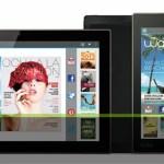 楽天、ネット閲覧できるタブレット端末「コボアーク7HD」を、12月下旬に発売へ