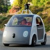 グーグルが全自動運転の試作車、ハンドル・アクセル・ブレーキなし