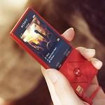 iPodからウォークマンに変えようかな?