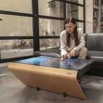 Windows 10搭載の42型コーヒーテーブルPCが発売 価格は約55万円