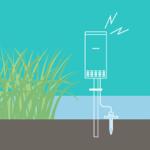 ドコモ、スマホで水田の水位や温度を管理するシステムの販売を開始