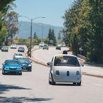 Google、時給2,000円超で自動運転車ドライバーを募集中