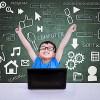 小学生が開発したスマホ向けアプリの発表会開催。小学生「プログラミングは楽しい」