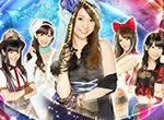 "GREE「AKB48の野望」 1月末配信開始 ""推し巫女""の野望を実現するために戦うSLG"