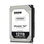 WD、世界最大容量の12TB 3.5インチHDD 14TBモデルも予定