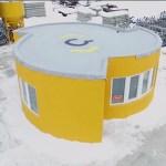3Dプリンターを使ってわずか1日でコンクリートの住宅を建造することに成功 コストはわずか1万ドル