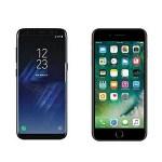 iPhone「高性能!扱いやすい!ブランド力!」Galaxy「超高性能!有機EL!曲面ディスプレイ!」