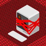 ランサムウェア(WannaCry)にかかるとこうなる動画
