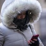 【悲報】iPhoneX、寒すぎると使えない模様
