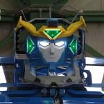 ソフトバンクの関連会社、車から人形に完全変形する搭乗可能なロボットを開発wwwwwww