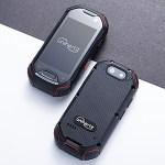 防水・防塵・耐衝撃・NFC・指紋・8MP/16MP・Oreo・オクタコア・4GB RAM・64GBストレージ・108gの小型スマホ