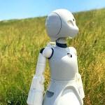 体が動かなくなった障害者、「分身ロボット」で働き始める