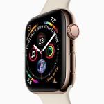 Apple Watch Series 4発表、心電図測定対応や落下察知機能を新たに搭載