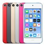 【朗報】Apple、iPod touchの新作をこっそり発売