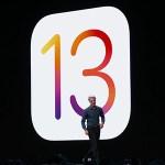 Apple、WWDCにて「iOS 13」を発表
