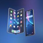 【朗報】Apple、折り畳みスマホ「iPhone Fold」を2021年以降に発表か?