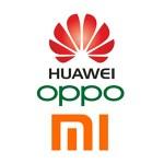 Huawei、Xiaomi、OPPOとかいう3大スマホメーカー