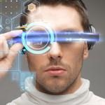 3大近未来「メガネ型ウェアラブル端末」「浮き出るタッチパネル」