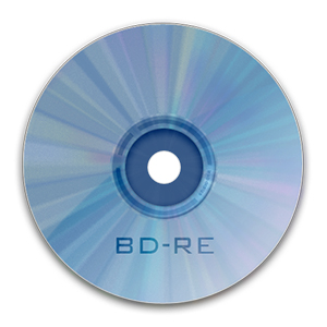 Drive-BD-REのコピー
